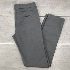 RW&CO slim leg dress pants slacks grey size0